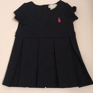 Ralph Lauren infant navy dress